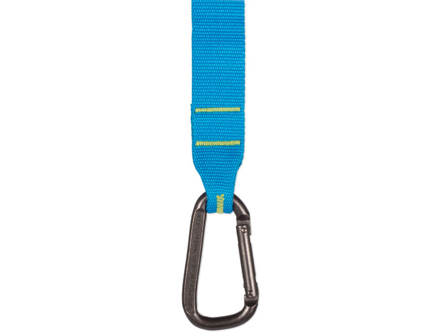 Sea to Summit Carabiner Tie Down 2,0m Pair lime/blue